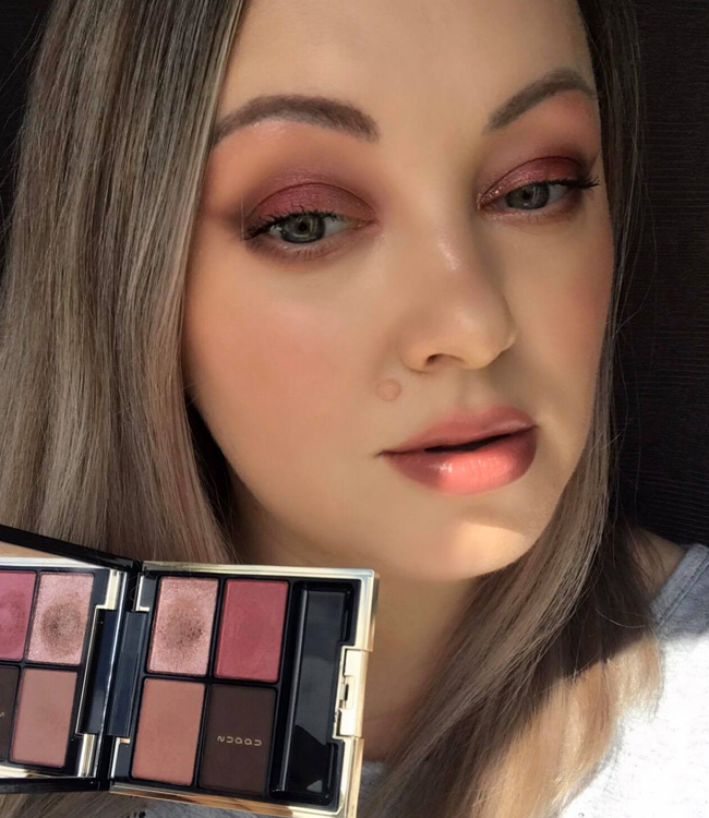 SUQQU Designing Color Eyes 136 Makeup
