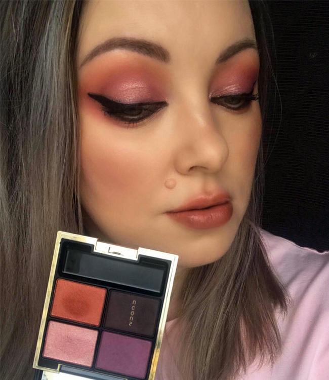 SUQQU Designing Color Eyes 135 Intense Makeup Black Liner