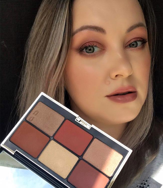 SUQQU Powder Blush Compact 102 Soft Makeup
