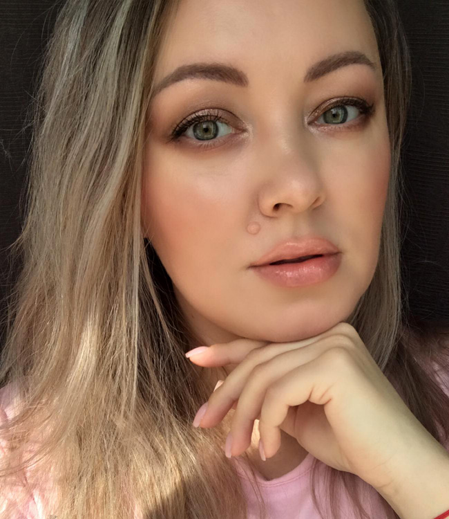 Tom Ford Balm Frost First Frost Quad Makeup Look