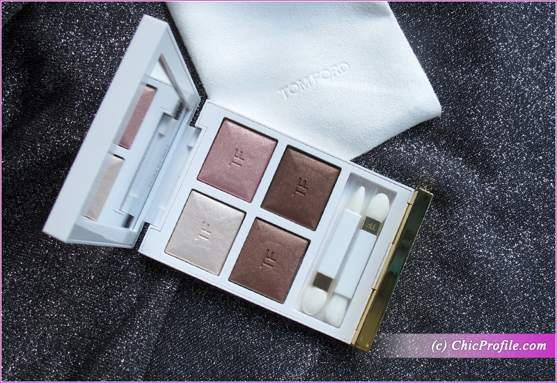 Tom Ford First Frost Eye Color Quad Open