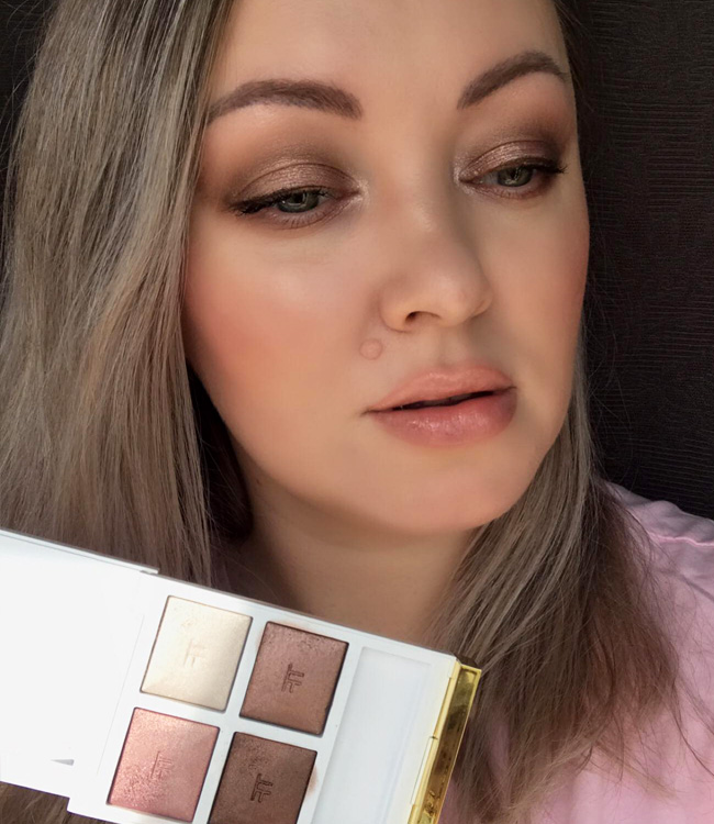 Tom Ford First Frost Eye Color Quad Eye Makeup