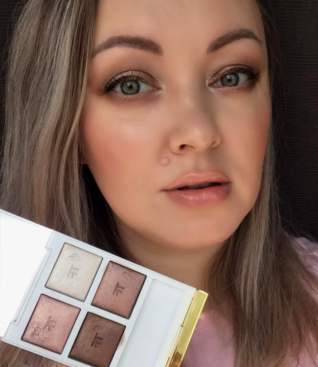Tom Ford First Frost Eye Color Quad Makeup