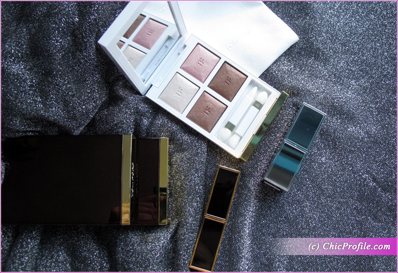 Tom Ford First Frost Eye Color Quad Review