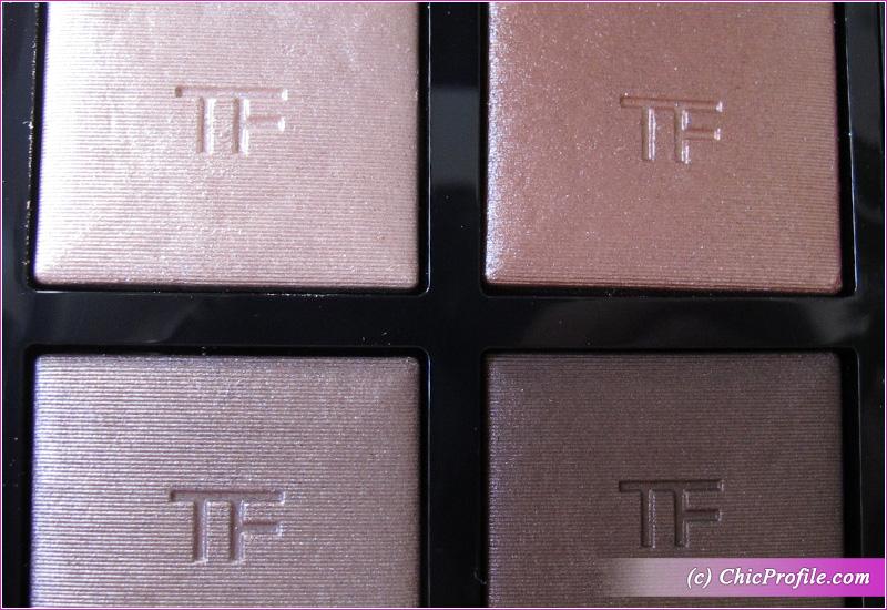 Tom Ford Nude Dip Eye Color Quad Details