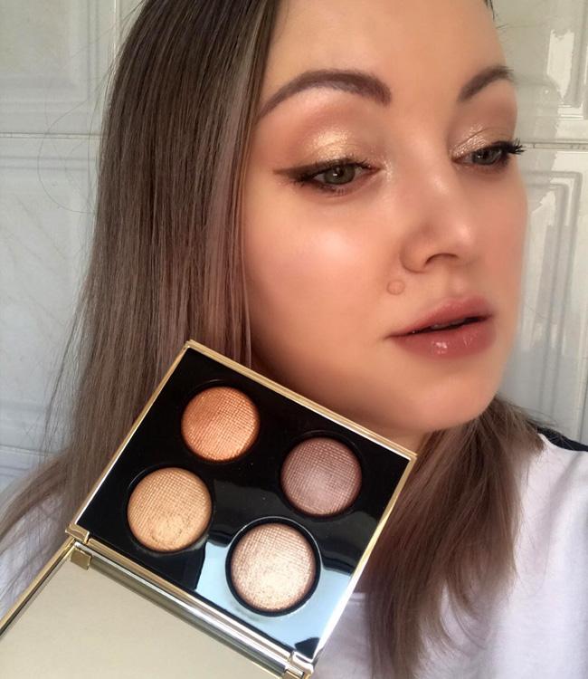 Bobbi Brown Luxe Eye Shadow Quad Makeup