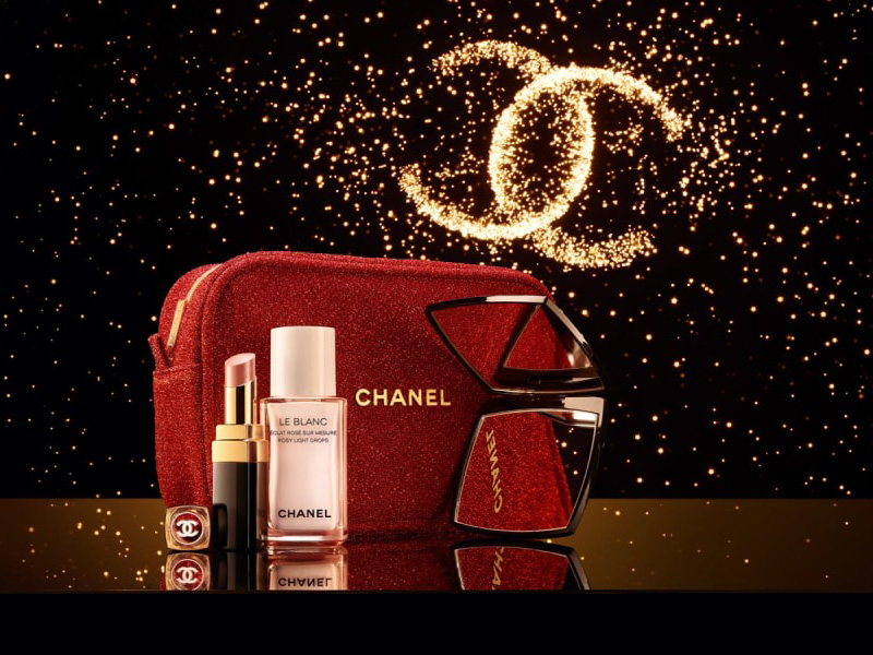 Chanel Good to Glow Set Holiday