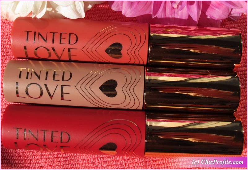Charlotte Tilbury Tinted Love Lip & Cheek Tints Packaging