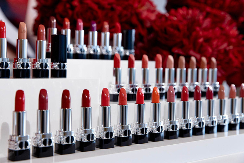 Dior Rouge Dior Spring 2021 Lipstick line