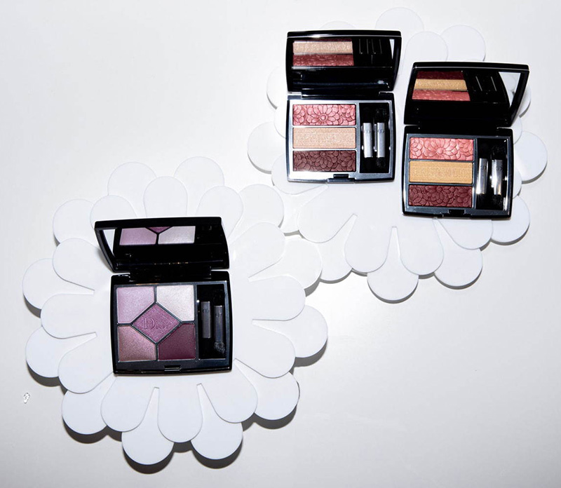 Dior Trioblique Eyeshadow Palettes 2021