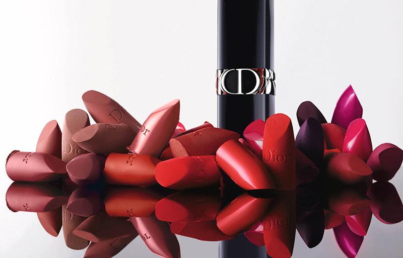 Rouge Dior Balm Lip Line Promo