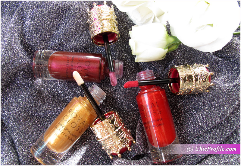 Dolce & Gabbana Royal Gloss Shine Lip Plumpers Applicators