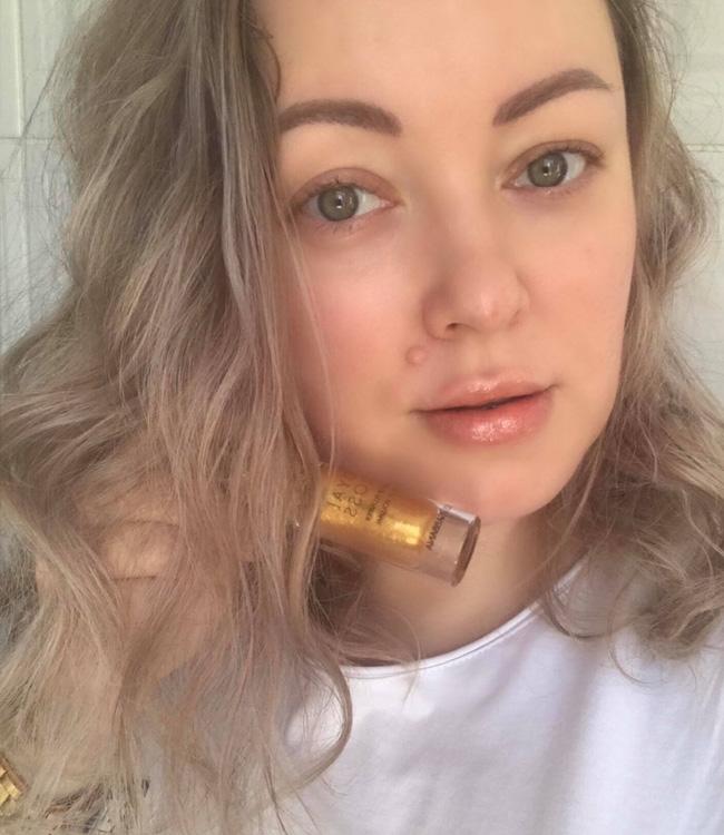 Dolce & Gabbana Secret Gold Royal Gloss Shine Lip Plumper Makeup