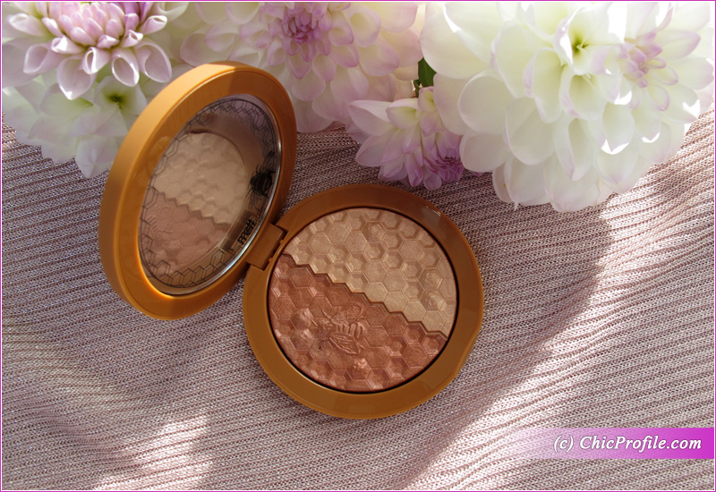 Melt Cosmetics Raw Honey Digital Dust Duo Blush