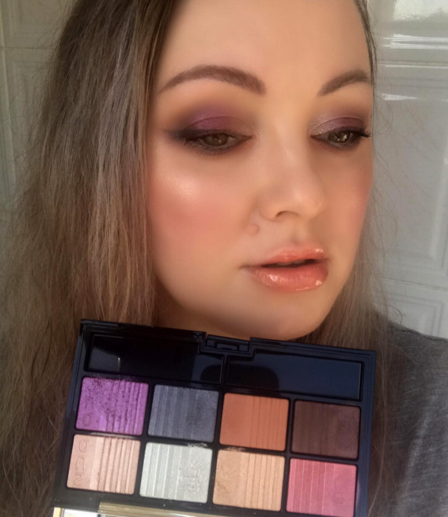SUQQU Holiday Eyeshadow Palette Makeup