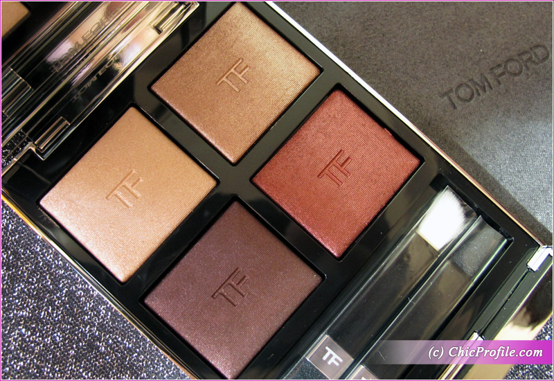 Tom Ford Mercurial Eye Quad Extreme Close-Up