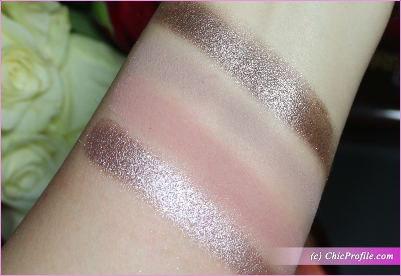 Viseart Lilas Petits Fours Palette Swatches