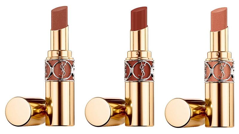 YSL Rouge Volupte Shine Spring 2021 Lipsticks