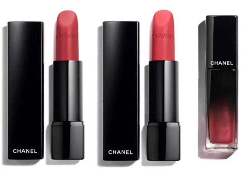 Chanel Spring 2021 Lipsticks