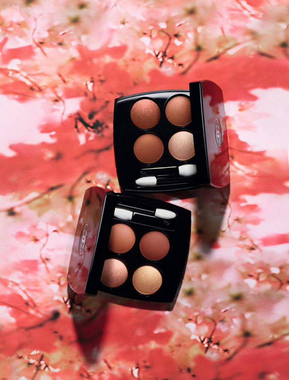 Chanel Fleurs de Printemps Spring 2021 Collection