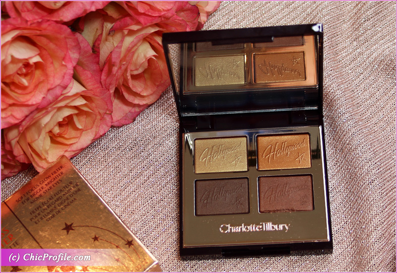 Charlotte Tilbury Eyes of a Star Hollywood Flawless Eye Filter Palette