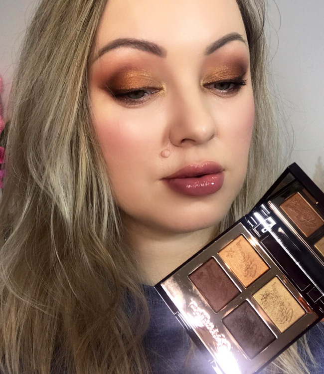 Charlotte Tilbury Eyes of a Star Hollywood Flawless Eye Filter Makeup