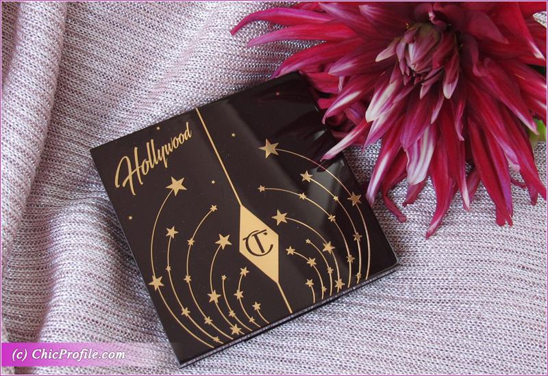 Charlotte Tilbury Diva Lights Hollywood Flawless Eye Filter Packaging