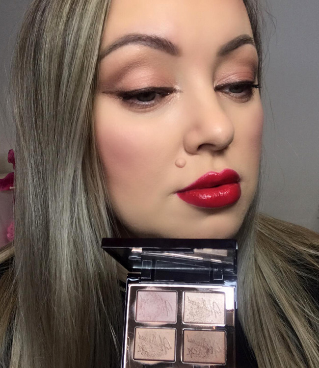 Charlotte Tilbury Star Aura Hollywood Flawless Eye Filter Eye Makeup