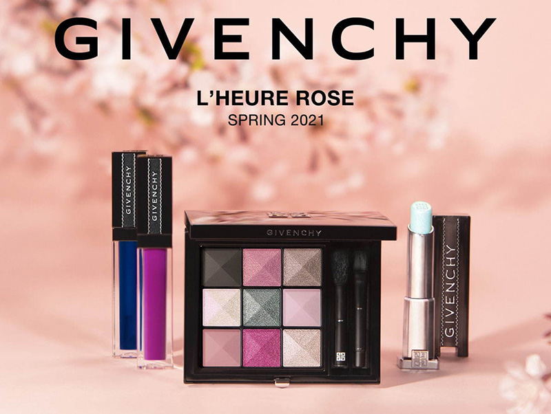 Givenchy L'Heure Rose Collection