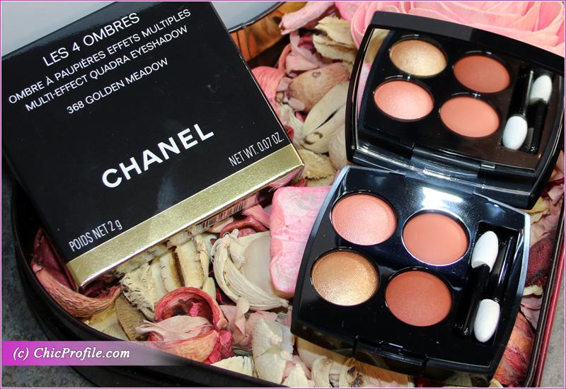 Chanel Golden Meadow (368) Packaging