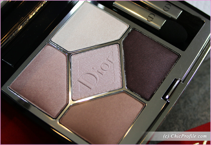 Dior Blooming Bouquet (639) 5 Couleurs Couture Eyeshadow Palette Close Up