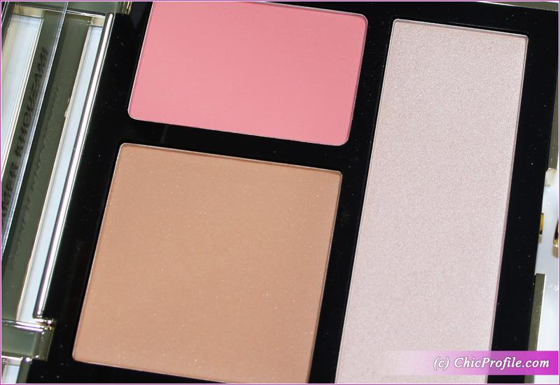 Samer Khouzami Light Face Palette Details