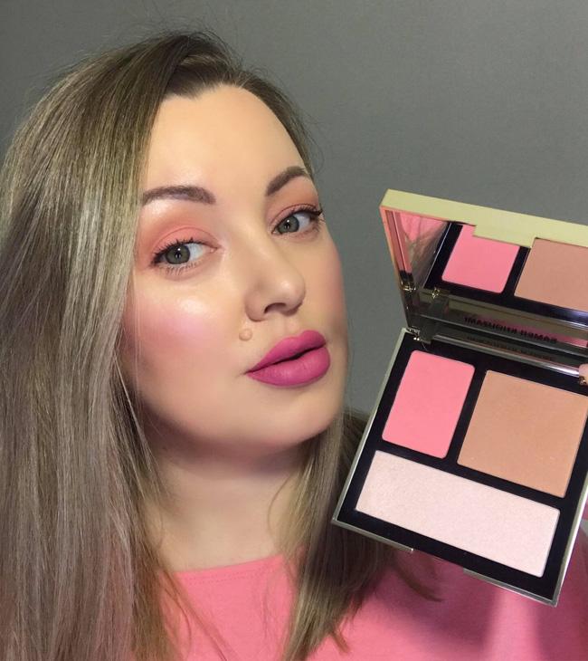 Samer Khouzami Light Face Palette Makeup