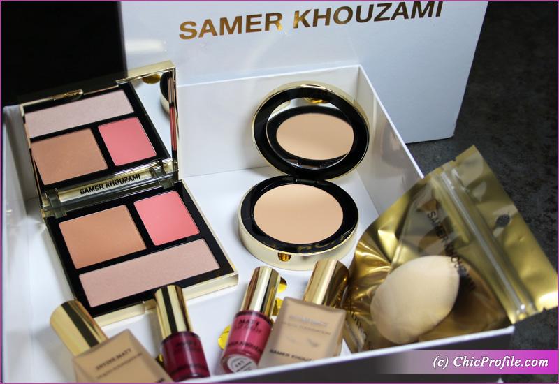 Samer Khouzami Makeup Products