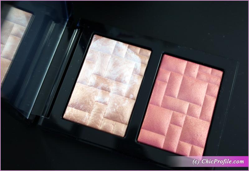 Bobbi Brown Pink Glow & Sunset Glow Highlighting Powder Duo