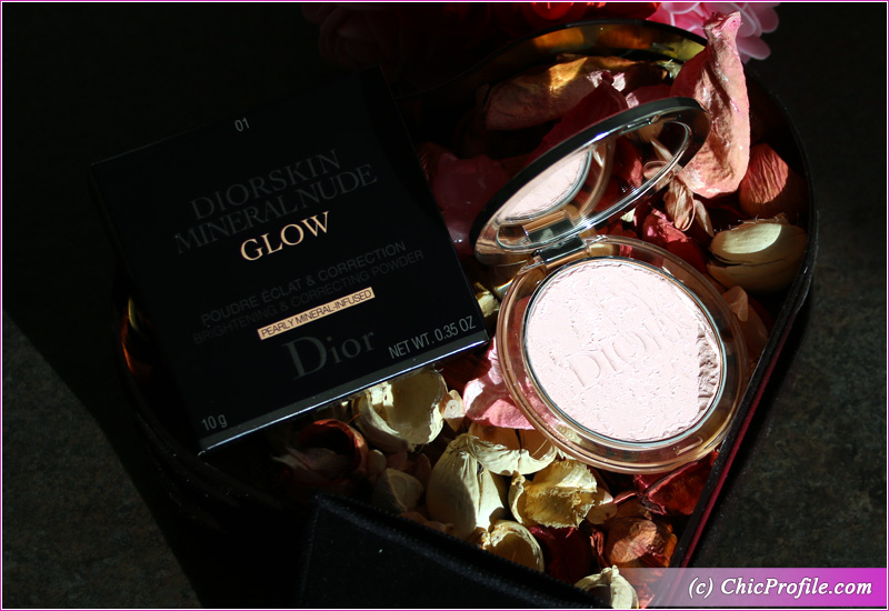 Dior Mineral Nude Glow (01) Blooming Garden