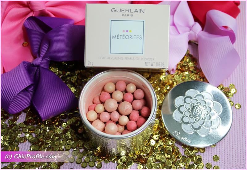 Guerlain Meteorites Pink Pearl Light