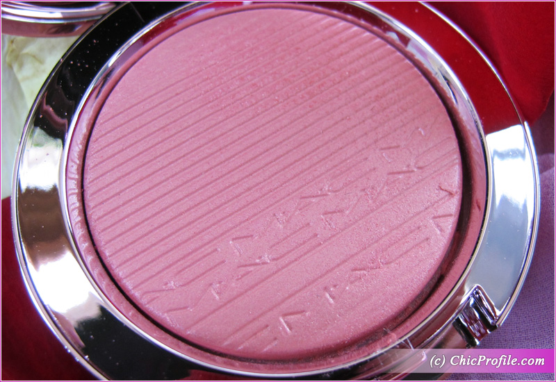 MAC Look, Don't Touch! Extra Dimension Blush Details
