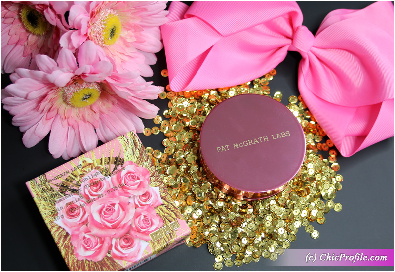 Pat McGrath Divine Rose Ultra Glow Highlighter Packaging