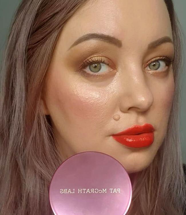 Pat McGrath Divine Rose Ultra Glow Highlighter Makeup