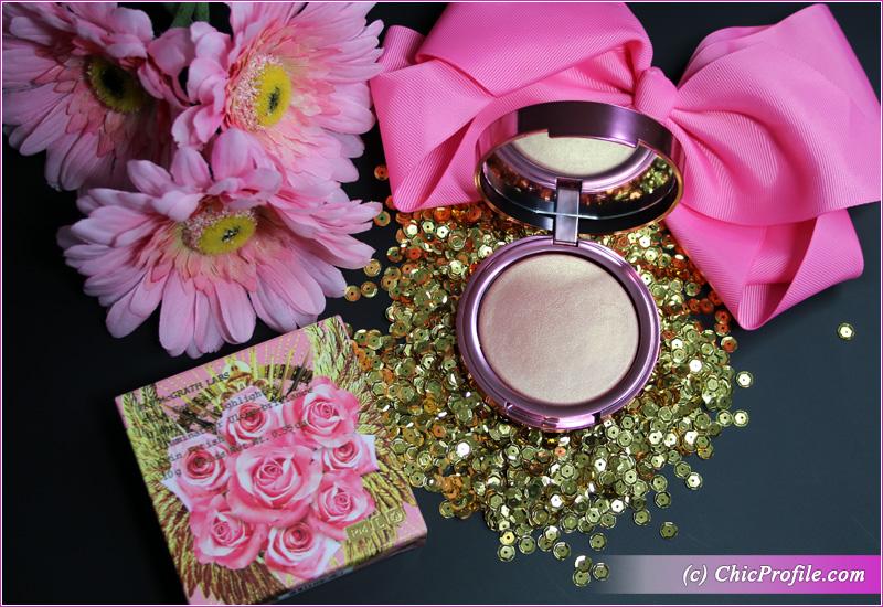 Pat McGrath Divine Rose Ultra Glow Highlighter