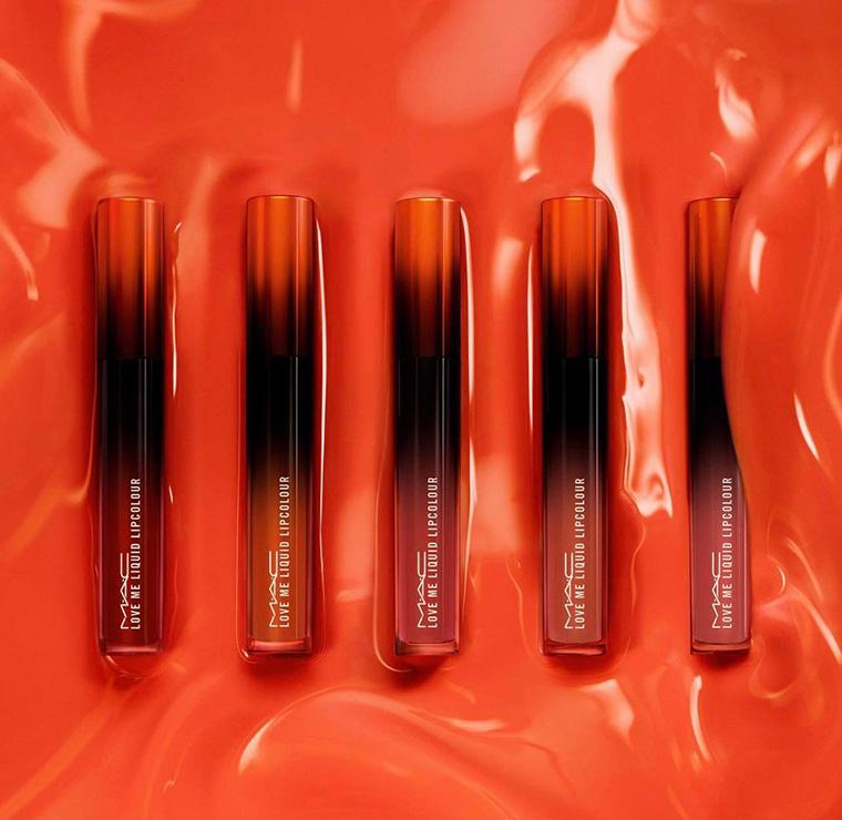 MAC Cosmetics Love Me Liquid Lipcolour Promo
