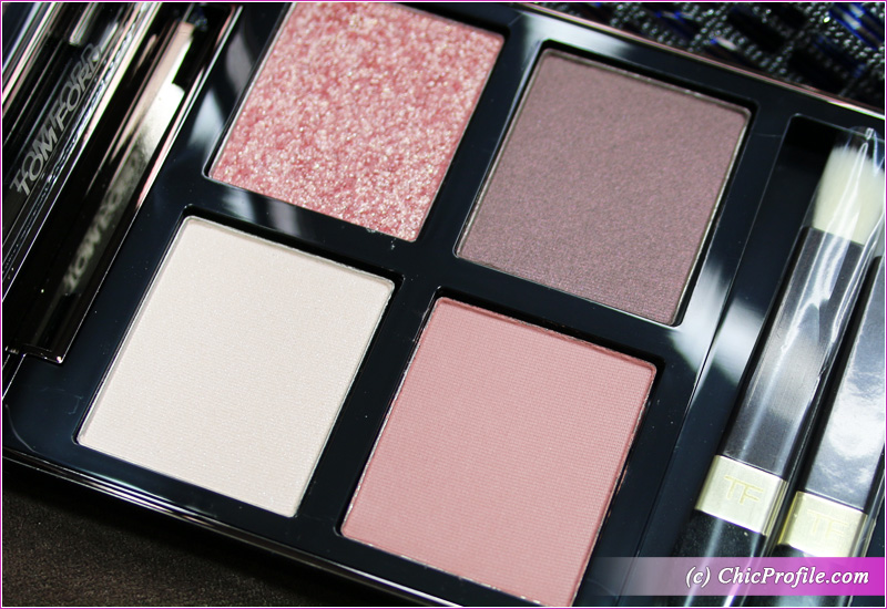 Tom Ford Insolent Rose Eyeshadow Quad  Close Up