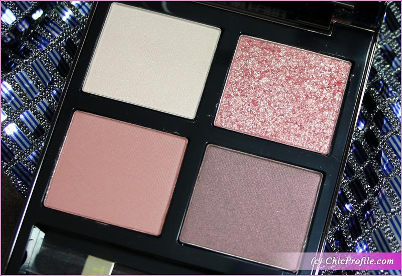 Tom Ford Insolent Rose Eyeshadow Quad Details