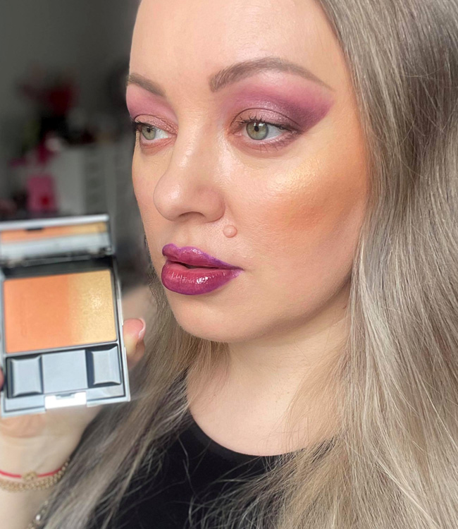 SUQQU Pure Color Blush 127 Nichirinka Makeup